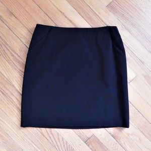 Apart Chic Black Mini Skirt Sz 10